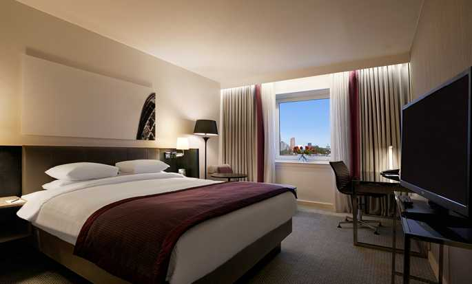 Hotel Hilton London Angel Islington, Regno Unito - Camera doppia superior